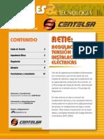 Cables & Tecnologia (Retie)