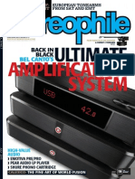 Stereo Phile 201507
