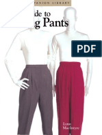 Easy Guide to Sewing Pants