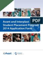 Interplast Avant Surgical Program