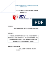 Proyecto de Investigacion 2015