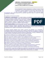 Extracto Analitico Plan Ing. Mec - UNR - Arg.
