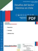 02.- Desafíos Del Sector Eléctrico en Chile