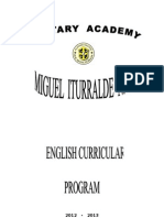 ENGLISH CURRICULAR PROGRAM  8..doc