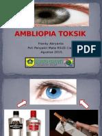 Ambliopia Toxic