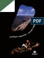 Catálogo Editorial Desnivel 2005