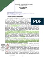 Rastier Introduction à la  Semiotique