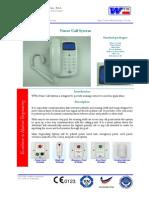Nurse Call System 3