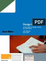 Design Fiction