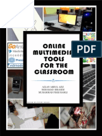 Online Multimedia Tools For The Classroom