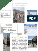 Ficha de Relevamiento del Coliseo Municipal Huancayo