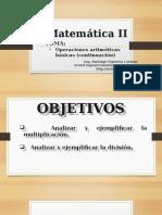 Clase+3++Operaciones+atirméticas+básicas+(Continuación)