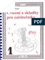 Susser Ctibor_No 1, Cviceni a Skladby Pro Zacatecniky