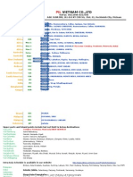 Pil Schedule Aug - Sep 2015