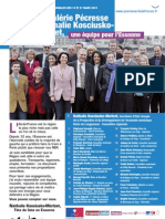 Tract liste Essonne