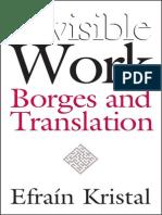 Invisible Borges