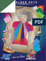 Catalogo Dga 2015