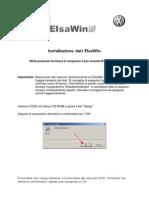 Data Installation ElsaWin DVD Italian