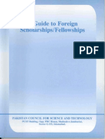 Guide to Foreign Scholarship