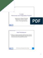 1) Introduction (Perencanaan dan Pengendalian Sistem Produksi)