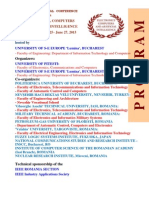 ECAI 2015 Program