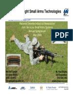 Lightweight Small Arms Technologies
