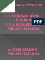 1.1.1 a Kesultanan Melayu Melaka (2)
