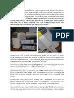 Zebra LHC100 Adalah Wristband Printer Yang Dipakai Mencetak Identitas Dan Informasi Tentang Pasien Yang Dirawat Di Rumah Sakit Pada Media Palstik Gelang