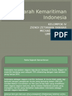 Sejarah Kemaritiman Indonesia