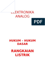 ANALISIS RANGKAIAN