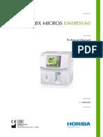Horiba ABX Micros ES60,ESV60 - Service manual.pdf