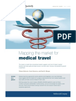 Medical Tourism Market Mapping