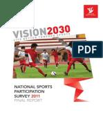 National Sports Participation Survey 2011.pdf