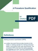 Procedurequalification
