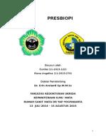 Referat Presbiopia - Eunike & Riana