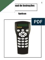 Tutorial SynScan