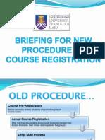 Taklimat 2 - Bi (New Registration Prosedure