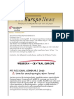 Pf Europe Newsletter Febr 2010