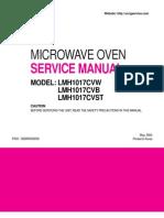 LMH1017 Manual de Servicio