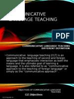 Communicative Language Teaching for Syera & Mira Azli