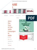 2014_ the Year of the Selfie Campaigns in India _ Lighthouse Insights