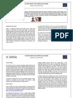 Newsletter 1 - Nov 2011