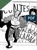 Albert Caraco - Contes - Édition de 1943