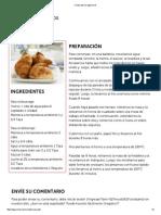 Croissants en Elgourmet