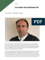 Roberto Taddei - A Literatura Como Um Sistema de Crenças