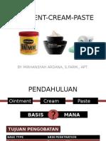 OINTMEN-CREAM-PASTE.pptx