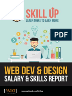 The Web Dev Salary & Skills Report
