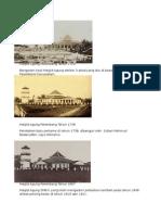 Perkembangan Masjid Agung