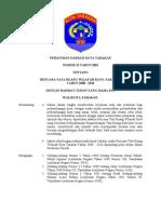 Peraturan Daerah Kota Tarakan Nomor 15 Tahun