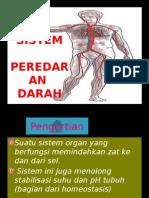 PPT Sistem Peredaran Darah (Anatomi Fisiologi)